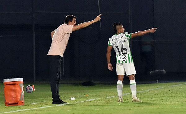 Lo que piensa Guimarães sobre sus posibles rivales en Copa Libertadores