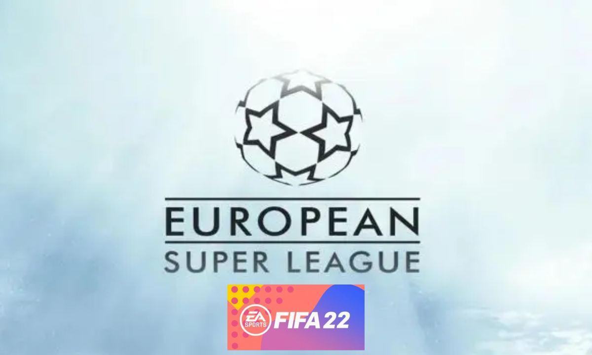 Los clubes de la Superliga Europea no estarían en el juego FIFA 22