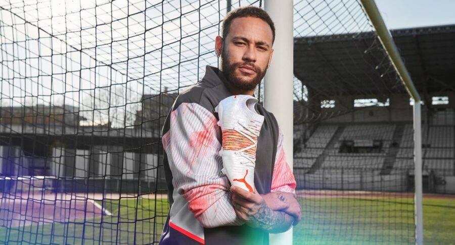 Los nuevos guayos de Neymar desarrollados por PUMA