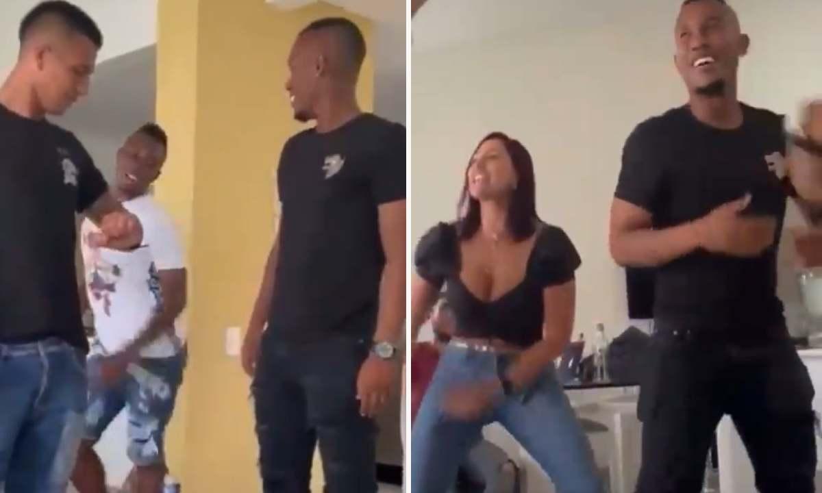 Los videos que circulan en redes con los jugadores del Cali tomando y de fiesta