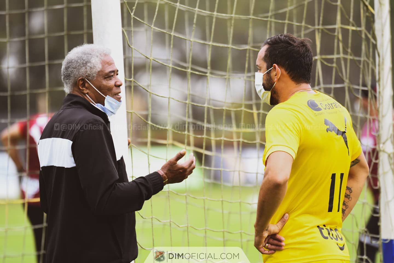 ¿Estará Pacho Maturana en el banco del DIM contra Deportivo Pereira?
