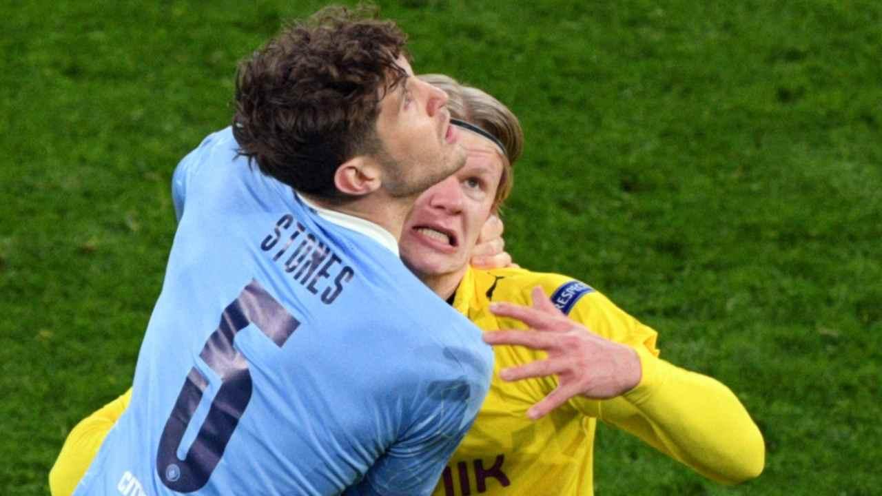 Mánchester City ganó en Alemania y dejó fuera al Dortmund de Haaland