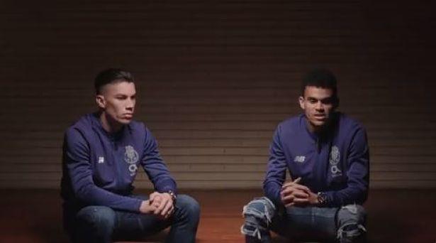 Matheus y Luis Díaz elogiaron a los colombianos con pasado en Porto