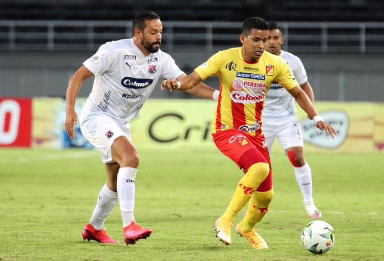 Matías Mier, DIM, Deportivo Independiente Medellín, Deportivo Pereira, Liga BetPlay 2021-I