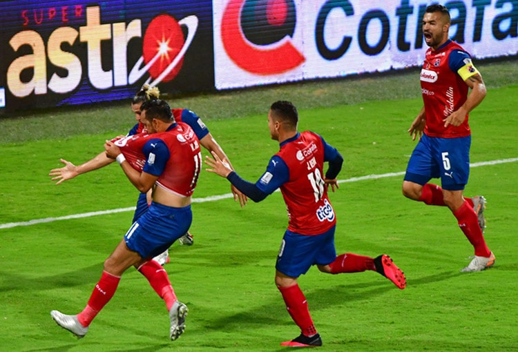 Matías Mier, Javier Reina, fichajes DIM 2021-II, Deportivo Independiente Medellín, DIM