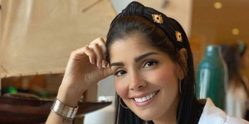 Mensaje de Andreina Fiallo… ¿Tendrá que ver con Fredy Guarín?