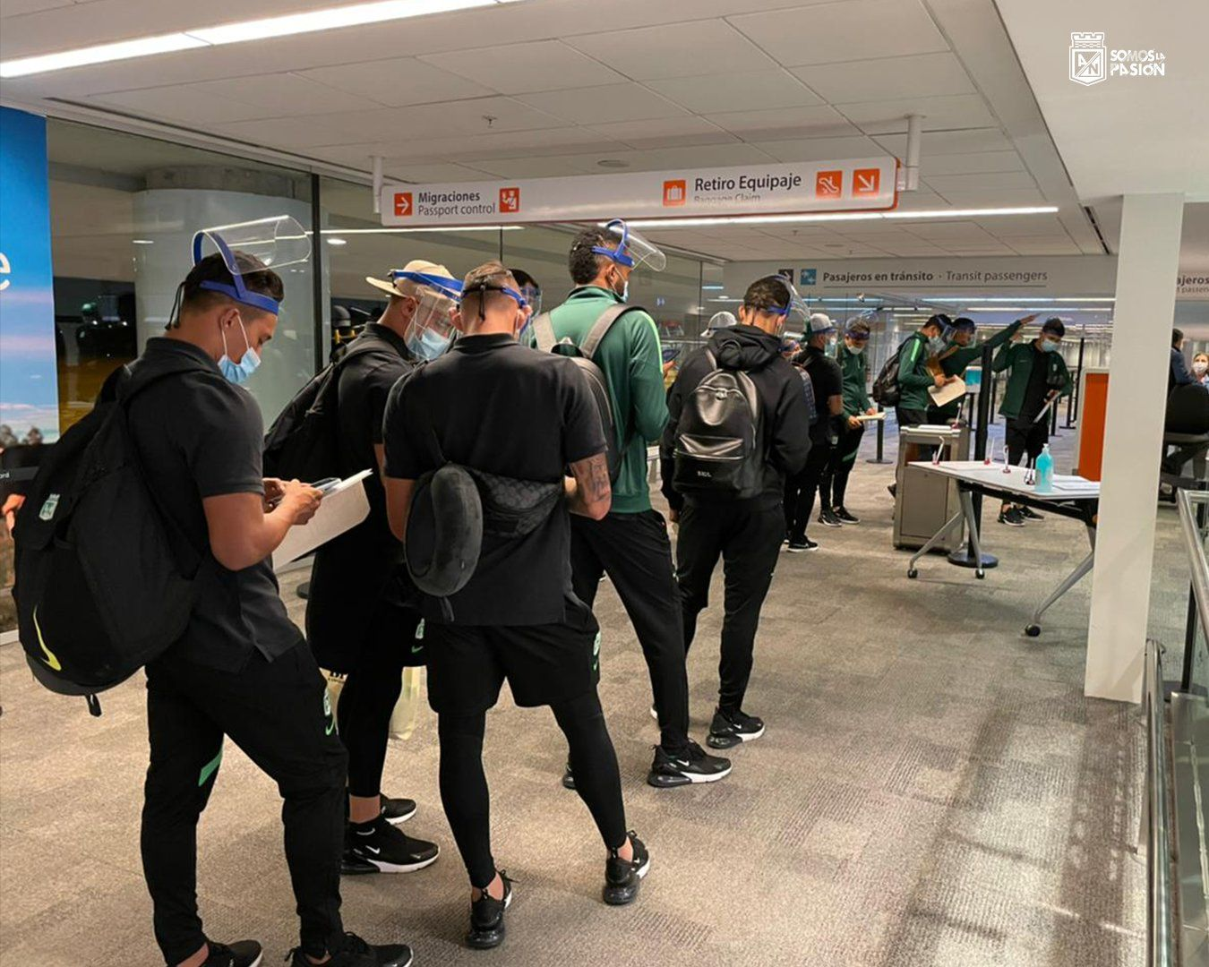 Los convocados de Atlético Nacional para visitar a Nacional (Uru) en Libertadores