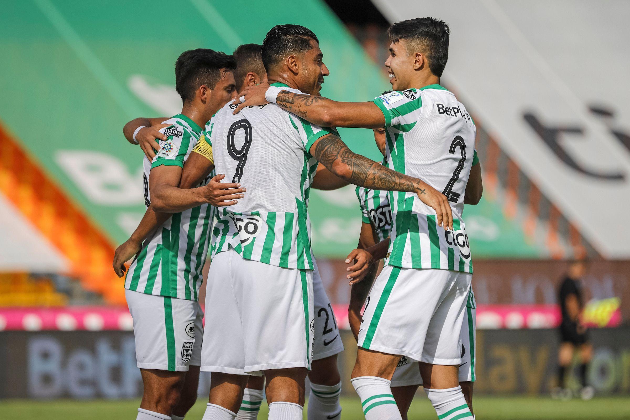 Atlético Nacional vs. Patriotas Boyacá: resumen, goles y resultados