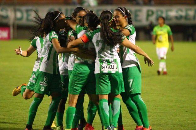 Las Verdolagas irán al grupo C de la Liga Femenina BetPlay Dimayor