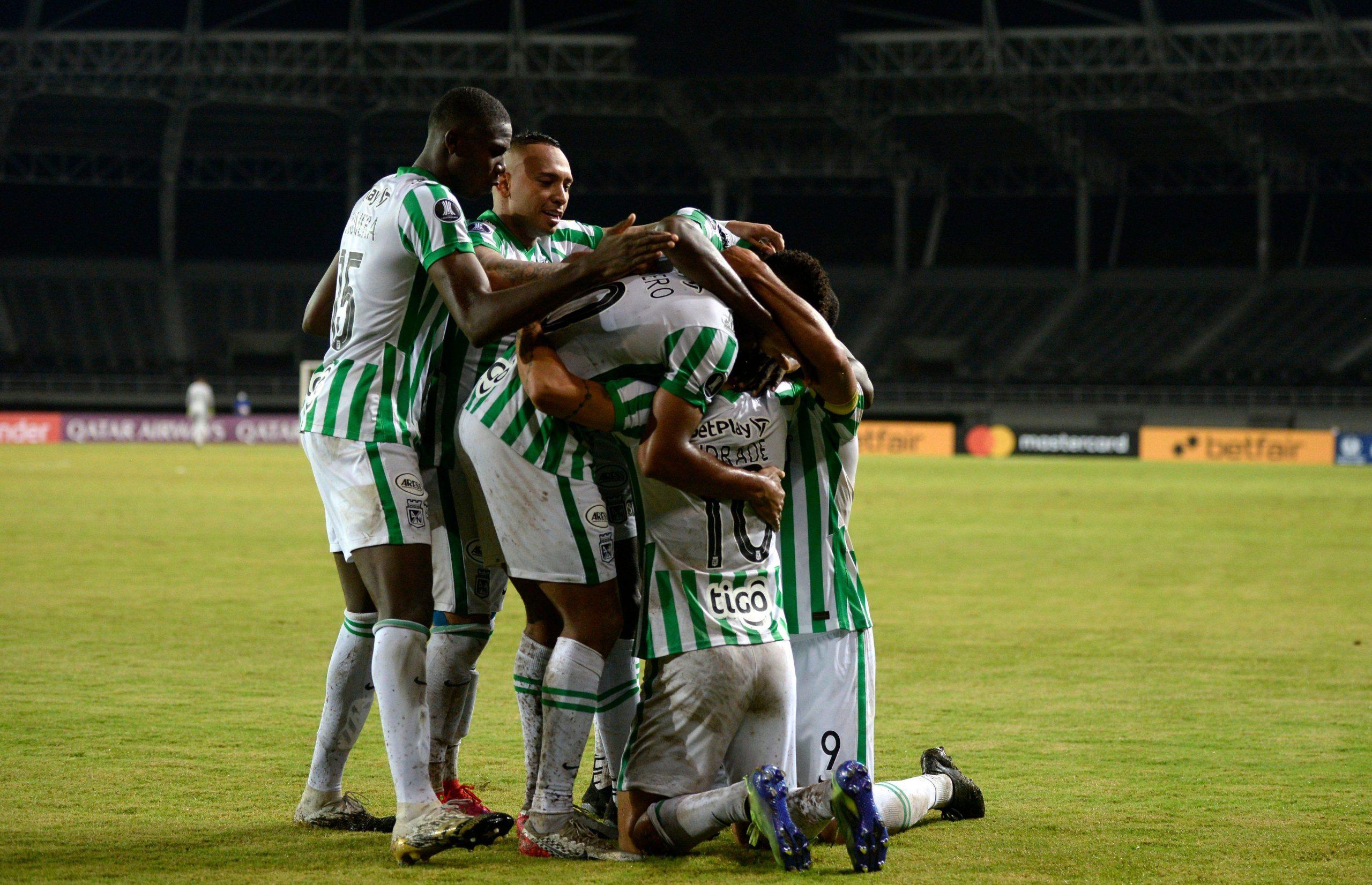 Atlético Nacional vs. Universidad Católica: resumen, goles y resultados.