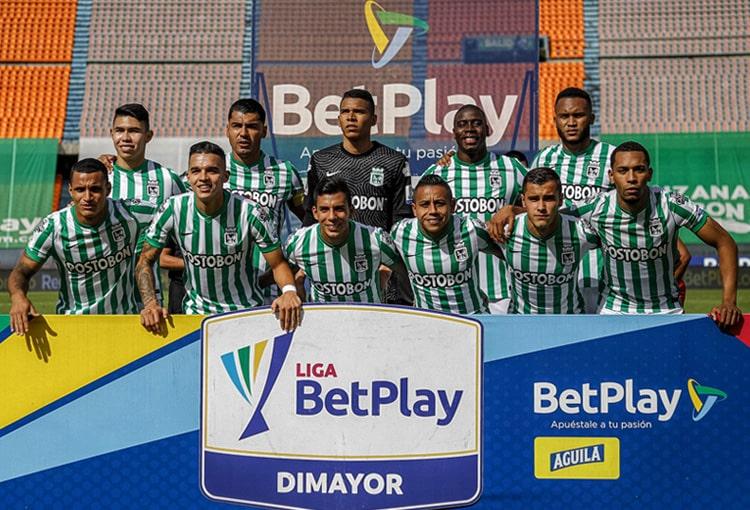 Nicolás Hernández, Atlético Nacional, Atlético Bucaramanga, fichajes Atlético Nacional 2021-II