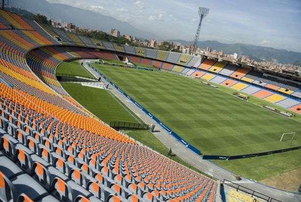 Nueva opción de estadio en Atlético Nacional para torneo internacional