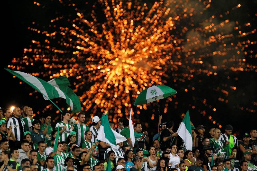 ¿Pirotecnia y fiesta en Pereira para recibir a Atlético Nacional?