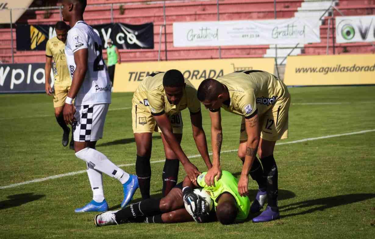 Partido entre Águilas Doradas y Chicó lidera rating de WIN Sports