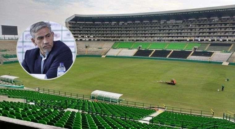 Presidente de Deportivo Cali explicó la razón por la que no prestarían el Palmaseca al América