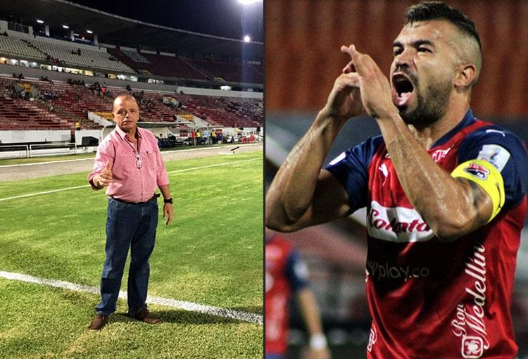 Raúl Giraldo, Andrés Cadavid, Deportivo Independiente Medellín, DIM, fichajes DIM 2021-II