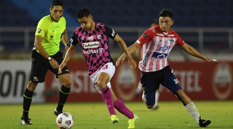 Resultado, resumen y goles de Junior vs. Santa Fe, Copa Libertadores