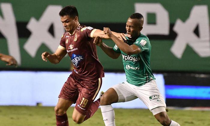 Revancha El Deportivo Cali se volverá a enfrentar al Tolima