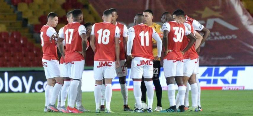Santa Fe: Tabla de posiciones y próxima fecha en Copa Libertadores