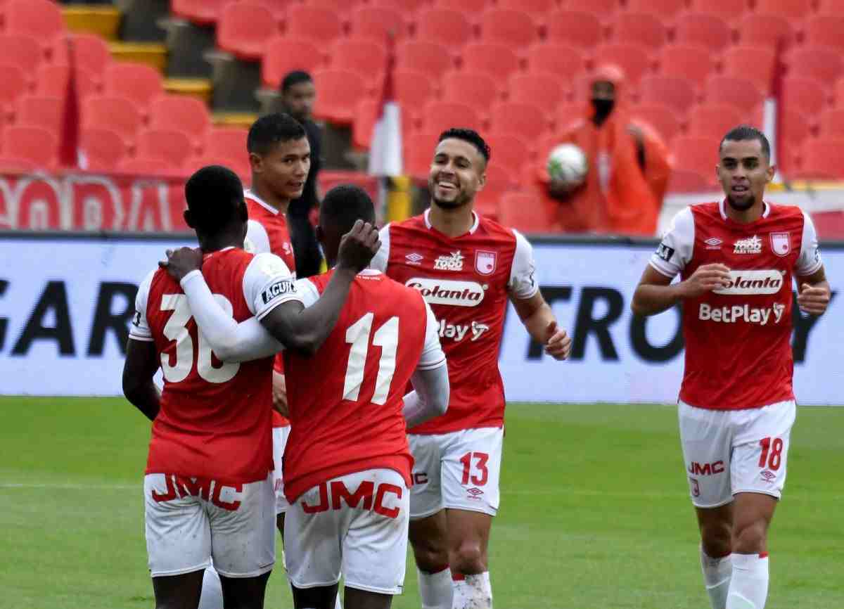 Se viene el sorteo de la fase de grupos de Copa Libertadores: posibles rivales de Santa Fe