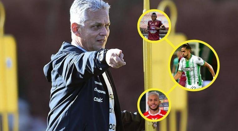 Selección Colombia: Reinaldo Rueda, a la espera por los jugadores de la Liga BetPlay