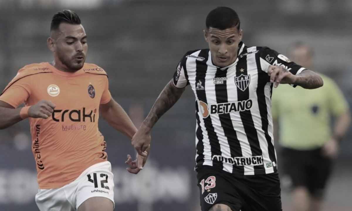 Sorpresa en Venezuela Atlético Mineiro no pudo con Deportivo La Guaira