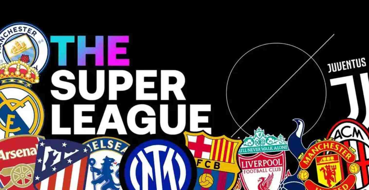 Superliga afirma que los clubes ingleses fueron presionados para irse
