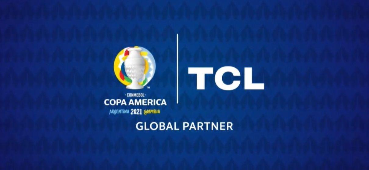 TCL anuncia patrocinio para la Copa América 2021