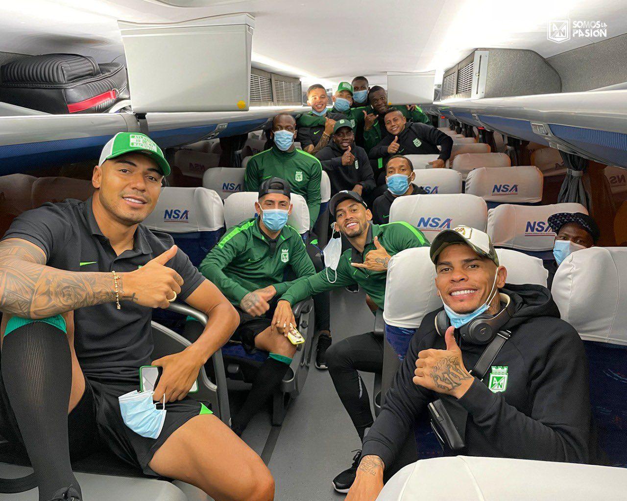 Probable titular de Nacional para enfrentar a Libertad en Copa Libertadores
