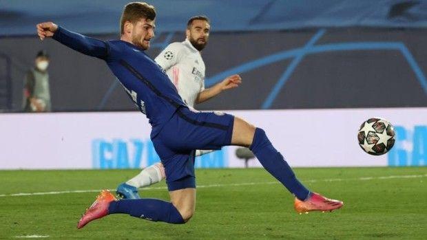 Esposa de Thiago Silva criticó a Werner por errar goles ante el Madrid