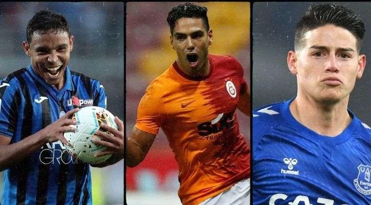 Top 10: los jugadores colombianos con 100 o más goles en Europa