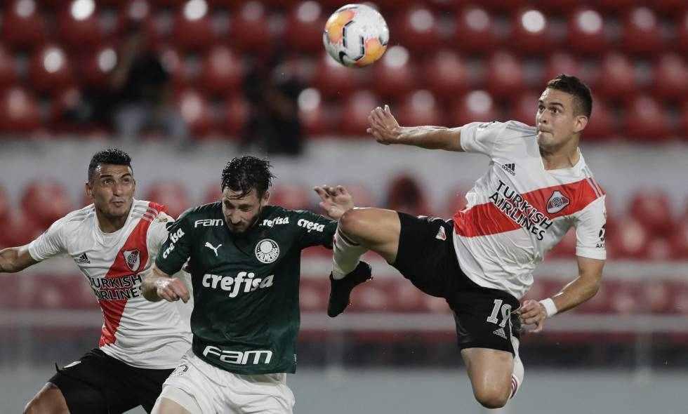 Top 20 de los jugadores más costosos de la Libertadores: Santos Borré, el mejor colombiano