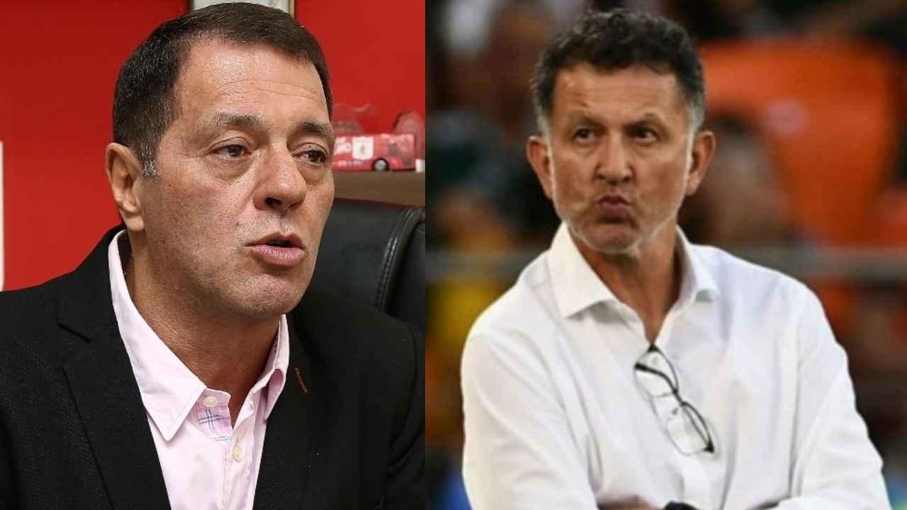 Tulio Gómez habló sobre la posibilidad de contratar a Juan Carlos Osorio