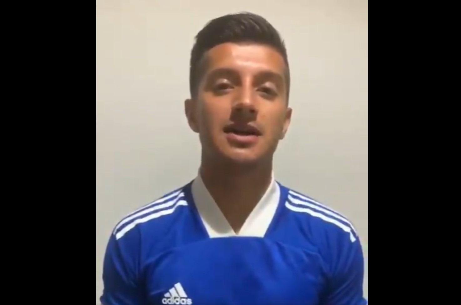 Ya es oficial la llegada de Yeison Guzmán a Cruzeiro