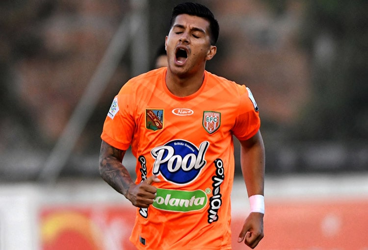 Yeison Guzmán, Deportivo Independiente Medellín, DIM, Envigado FC, Cruzeiro EC, fichajes DIM 2021-II