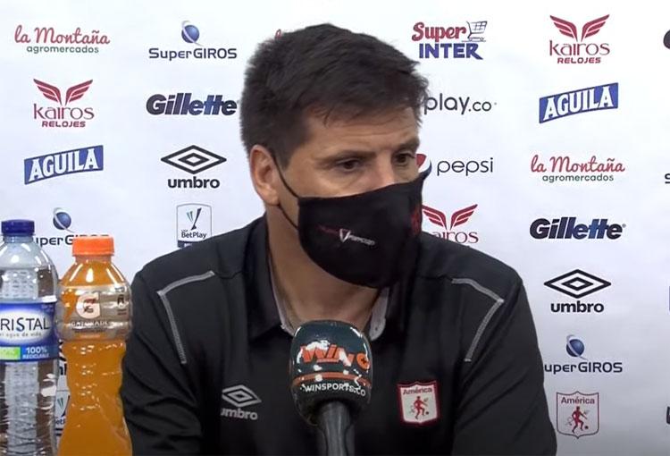 """Juan Cruz Real: """"Nos quedan 6 puntos y seguimos dependiendo de nosotros"""""""