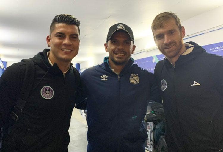 Así fue el reencuentro en México de los campeones con América de Cali