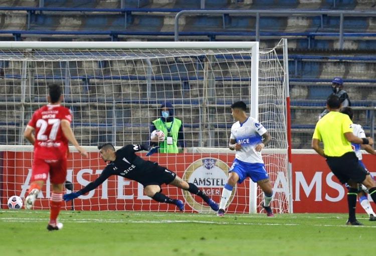 Atlético Nacional en Libertadores: U. Católica, Argentinos Jrs, el gol de Hauche y las posiciones