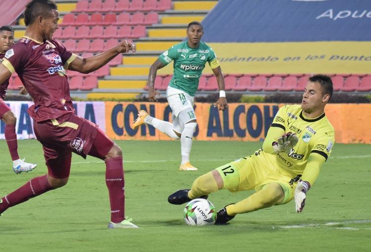 Ítalo Cervino, Guillermo de Amores y los mensajes para la remontada de Deportivo Cali