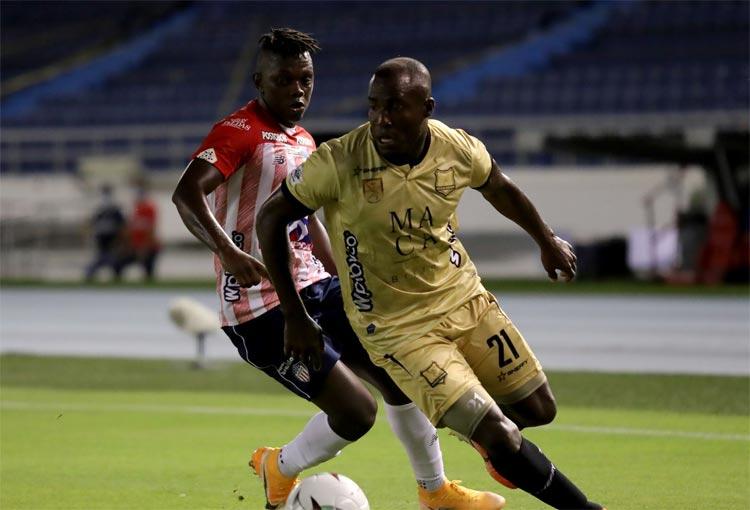 Resultado, resumen y goles: Junior vs. Águilas Doradas, Liga BetPlay