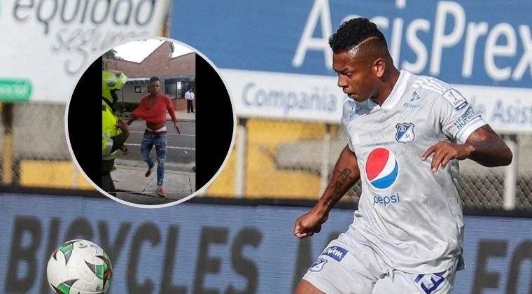 Video: ¡Fredy Guarín protagonizó una fuerte pelea en Medellín!