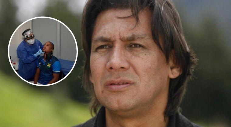 Grave denuncia de Eduardo Pimentel sobre pruebas de COVID-19 en el fútbol colombiano