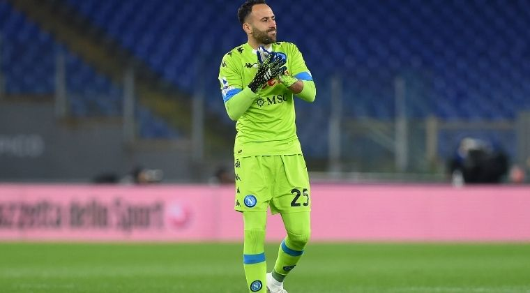 Buenas noticias: David Ospina ya volvió a entrenamientos con el Napoli