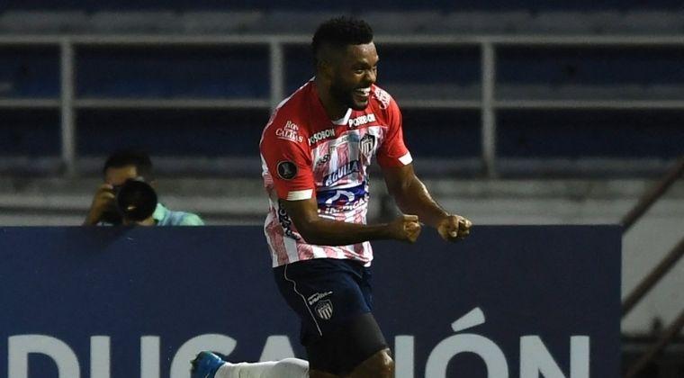¡Histórico! Miguel Ángel Borja llegó a 20 goles en la Copa Libertadores