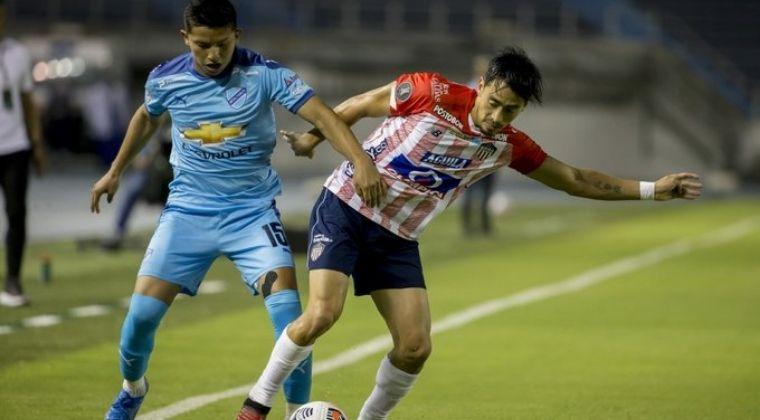 Junior sufrió más de la cuenta, pero se clasificó a la fase de grupos de la Libertadores