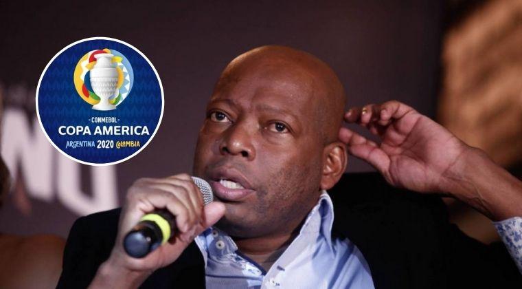 """Faustino Asprilla no quiere que se haga la Copa América: """"Hoy tenemos otras prioridades"""""""