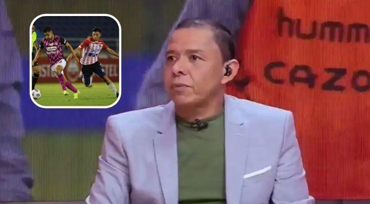 """Iván René Valenciano: """"Santa Fe mereció ganar y perdió dos puntos"""""""