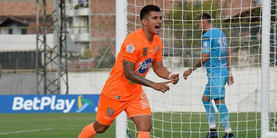 Yeison Guzmán suena fuerte para un equipo del fútbol colombiano