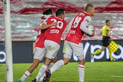 Santa Fe confirmó una nueva lesión de Diego Valdés y se pierde el juego ante Junior FC