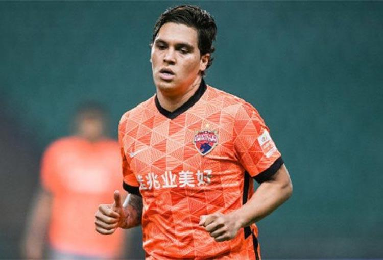 Lo mejor de Juanfer Quintero en China con Shenzhen FC
